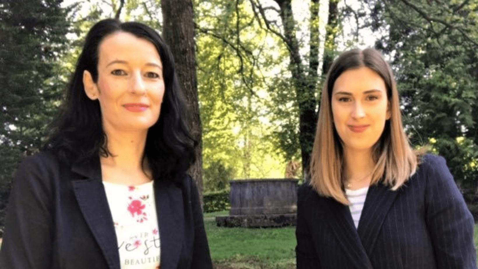 Ana Kleut & Sara Zupančič